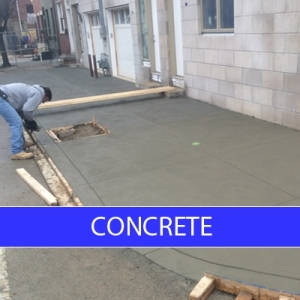 Philadelphia Concrete Contractor
