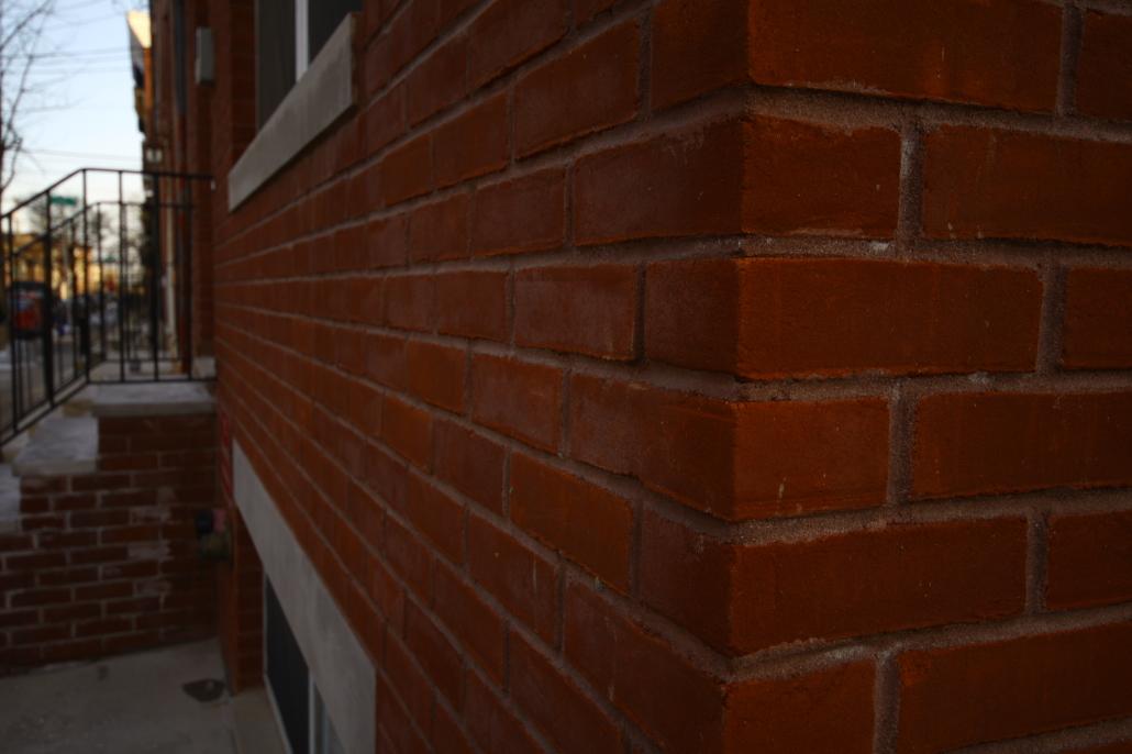 Brickwork in Philadelphia