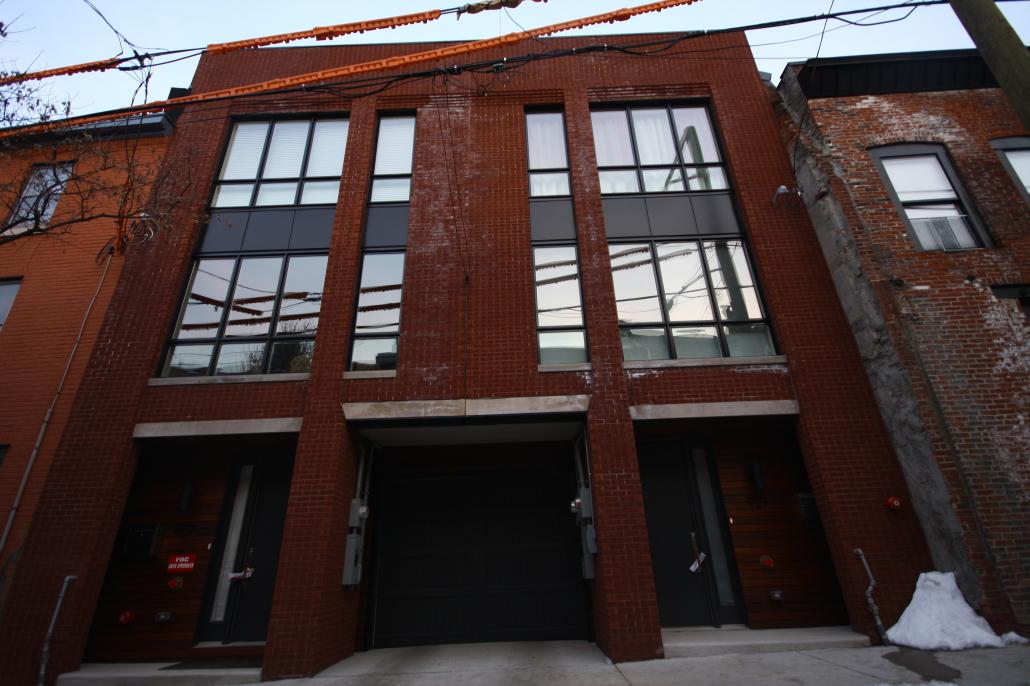 Brickwork by M&C Contractors in Philadelphia