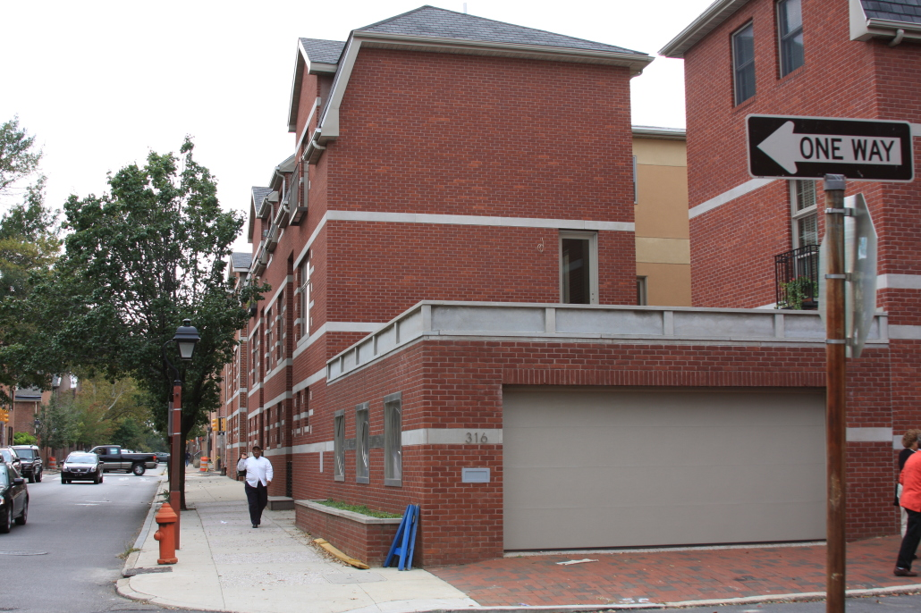 Masonry in Philadelphia by M and C Contractors