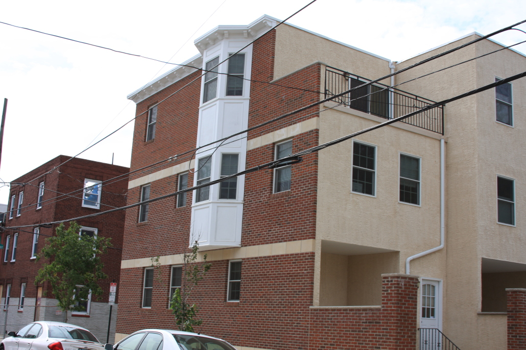 Masonry by M and C Contractors in Philadelphia