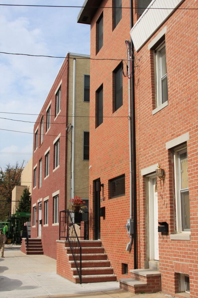 Custom masonry by M and C Contractors in Philadelphia