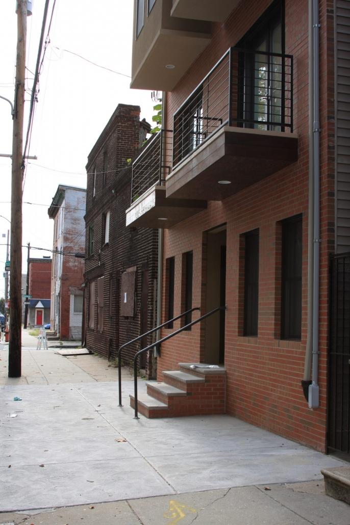 Philadelphia concrete and masonry work