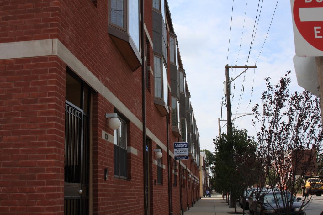 Philadelphia brickwork by M&C Contractors