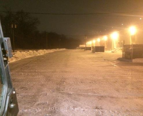 Snow Removal in Philadelphia by M&C Contractors